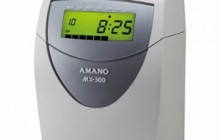 [アマノ] 電子タイムレコーダー MX-300