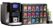 マースドリンクス  コーヒー ティー ラテ  ホットココアが1台で オフィスに最適!!