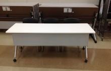 電設企業 O社様 ホール 会議テーブルとチェア02