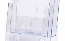 [セキセイ] パンフレットスタンド