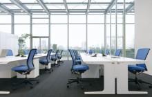 オフィス空間を柔軟にカスタマイズ レヴィスト コクヨより